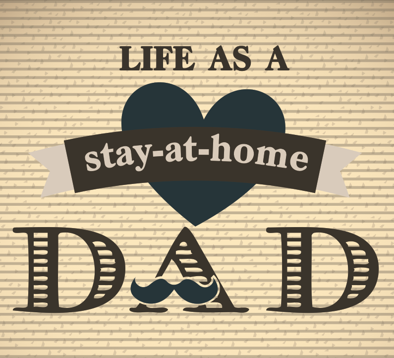 Life as a Stay-at-home Dad